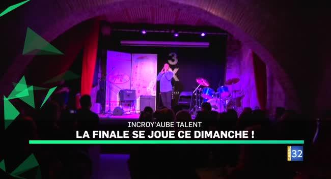Canal 32 - Génération Y : la finale d'Incroy'Aube Talent saison 2 ! (partie 1)