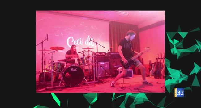Canal 32 - Génération Y  le groupe de punk rock Cedi Dit (partie 1)