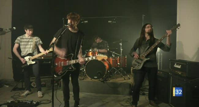 Canal 32 - Génération Y : le groupe de rock Marée Basse (deuxième partie)