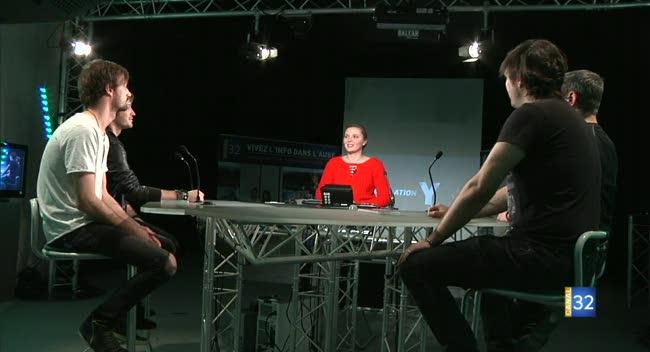 Canal 32 - Génération Y : Reaven sort son album et part en tournée ! (partie 1)