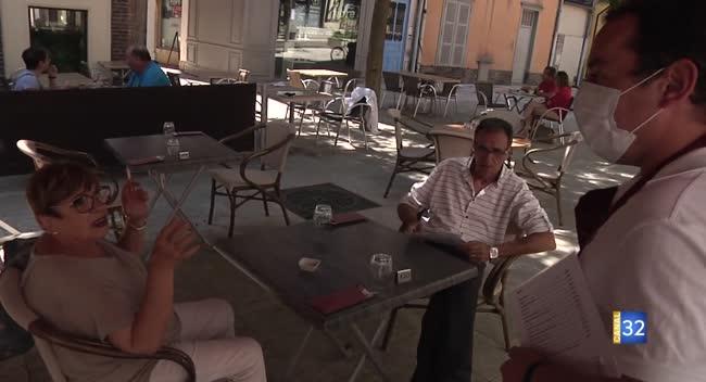Canal 32 - Grand Format : La réouverture tant attendue des bars et restos à Troyes