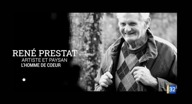 Canal 32 - Grand format : hommage à René Prestat, le sculpteur paysan