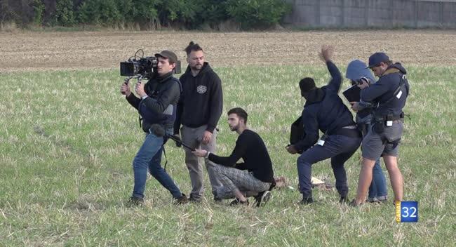 Canal 32 - Grand Format : Les Riceys comme plateau de cinéma