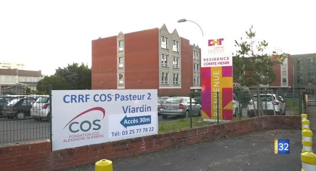 Canal 32 - Grand Format : Troyes : le centre Pasteur Viardin accueille aussi des patients atteints du Covid-19