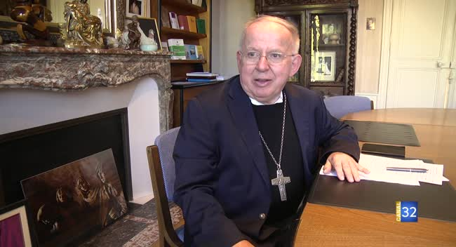 Canal 32 - Grand Format : Marc Stenger, évêque de Troyes depuis 20 ans