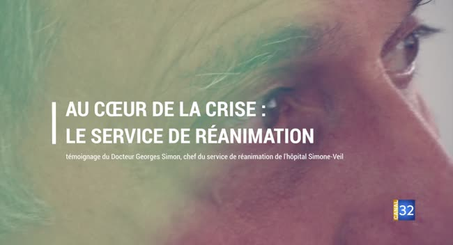 Canal 32 - Grand Format : Covid-19, le chef du service de réanimation troyen témoigne