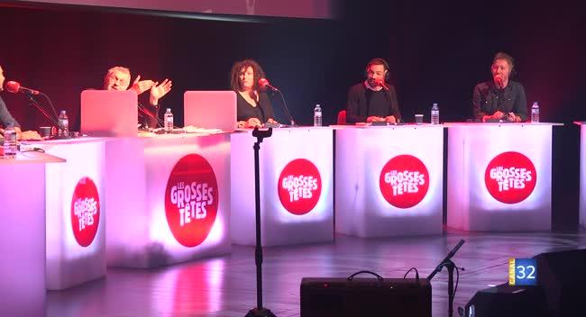 Canal 32 - Grand Format : Les Grosses Têtes de RTL enregistrées à Troyes