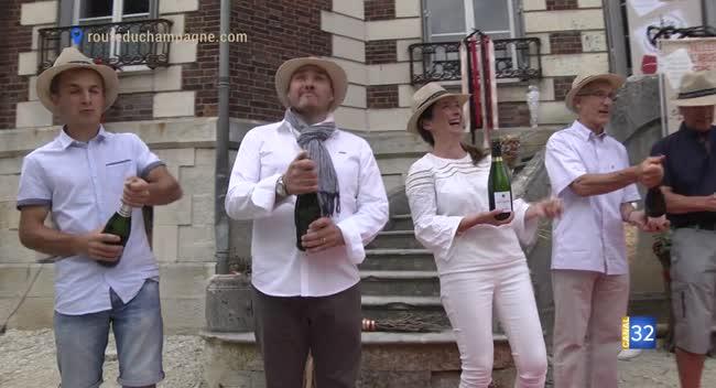 Canal 32 - Grand Format : La Route du Champagne en Fête se prépare !