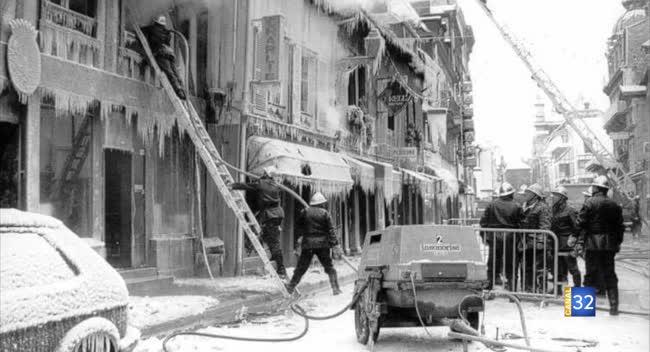 Canal 32 - Grand Format : l'incendie de janvier 1985 à Troyes