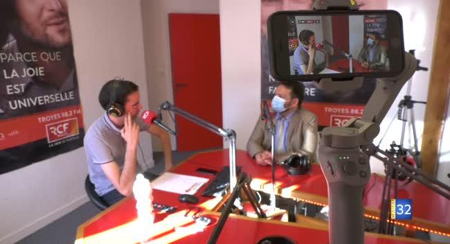 Canal 32 - Grand Format : RCF Aube/Haute-Marne : la radio cesse définitivement d'émettre