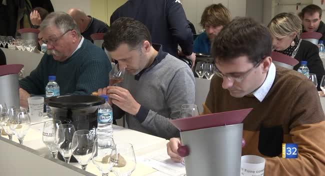 Canal 32 - Grand Format : un concours viticole réservé aux champagnes de l'Aube, à Bar-sur-Seine