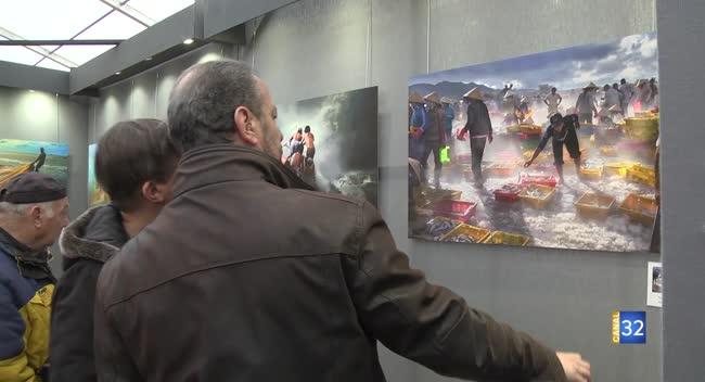Canal 32 - Grand Format : le festival de la photo animalière de Montier-en-Der