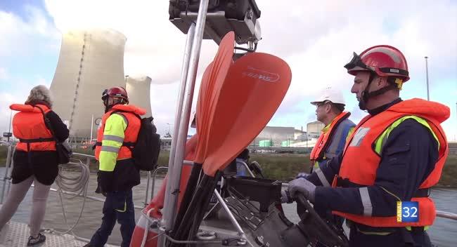 Canal 32 - Grand Format : alerte nucléaire, un exercice à la centrale de Nogent-sur-Seine