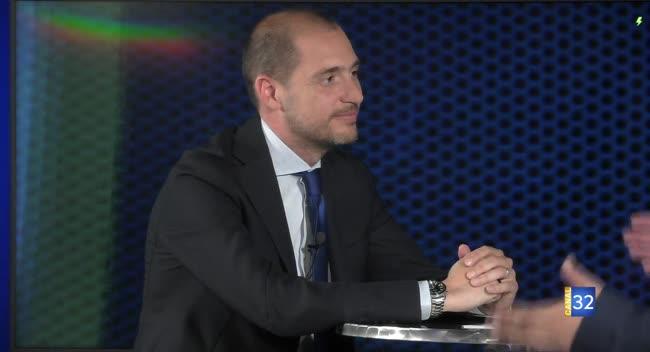 Canal 32 - Grand témoin - Fabio Schiavetti