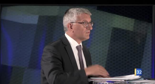 Canal 32 - Grand Témoin : Thierry Mosimann