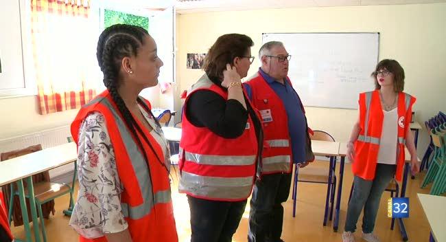 Canal 32 - La Croix-Rouge : la grande semaine de la Quête Nationale