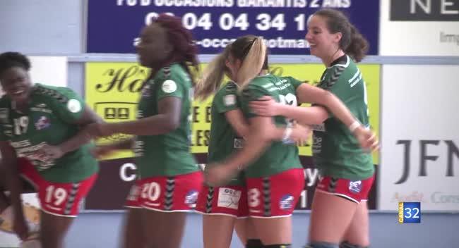 Canal 32 - Handball N2 : Sainte-Maure/Troyes partage les points avec Rosières/St-Julien : 22-22