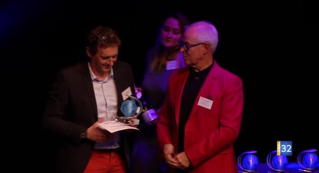 Canal 32 - Les Aubois récompensés aux trophées International et Industrie