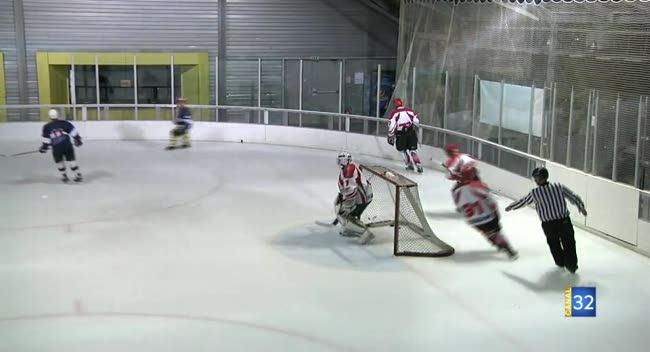 Canal 32 - Hockey sur Glace : le THC reprend des couleurs