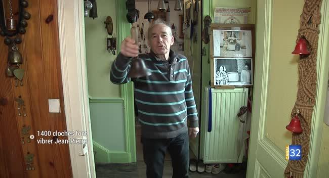 Canal 32 - Hommage à l'Aubois Jean-Pierre Scrève, collectionneur de cloches !
