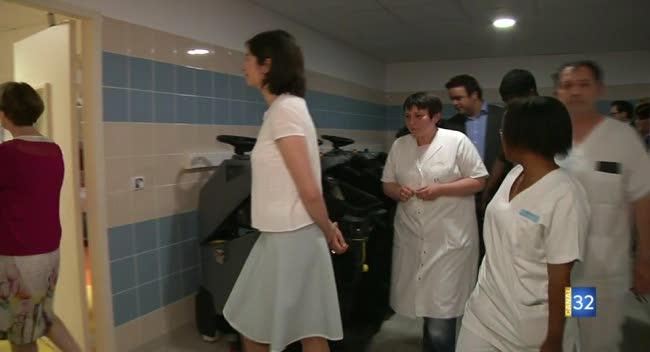Canal 32 - Hôpital de Troyes : deux nouveaux services pour les personnels