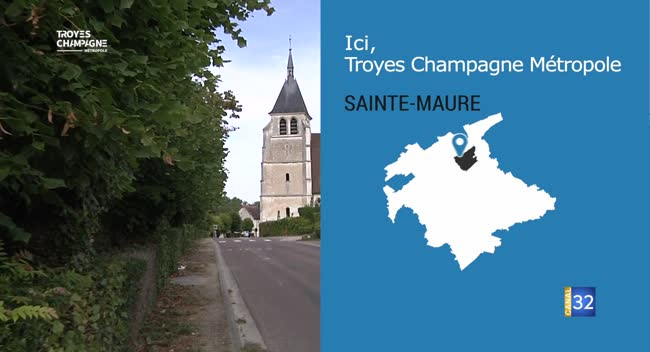 Canal 32 - Ici TCM Sainte-Maure