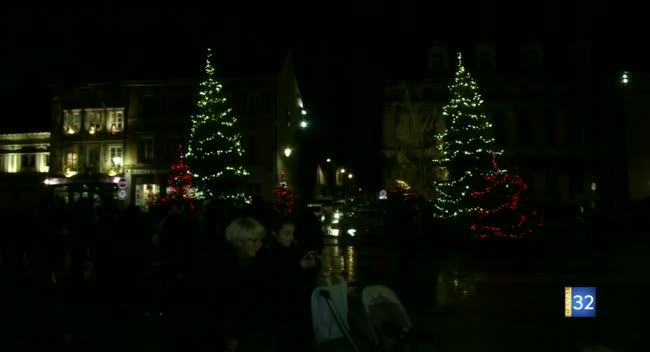 Canal 32 - Illuminations de Noël : c'est parti !