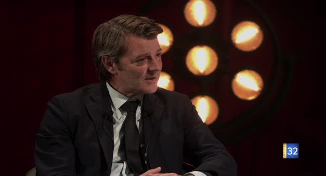 Canal 32 - Ils ont parlé cinéma - François Baroin