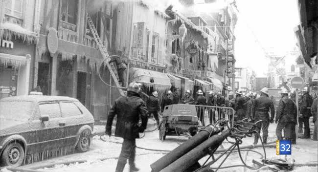 Canal 32 - Incendie de janvier 1985 à Troyes : une édition spéciale du JT ce vendredi à 18h30