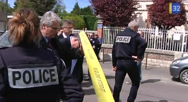 Prise d 39 otage interview du commissaire de police canal32 - Grille indiciaire commissaire de police ...