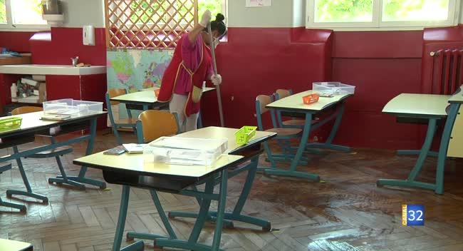 Canal 32 - Les écoles primaires de Romilly-sur-Seine rouvriront mardi