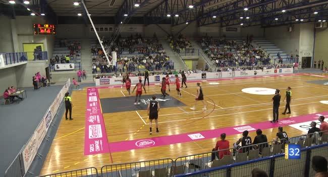 Canal 32 - Le JOL Pro Cup pour promouvoir le basket féminin de haut-niveau