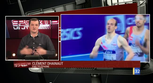 Canal 32 - Journal des sports du 11 février