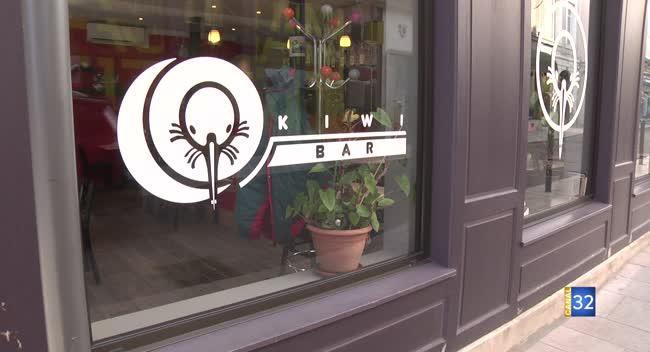Canal 32 - Kiwi Bar à Troyes : un brunch au menu de la réinsertion