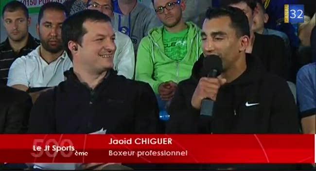 Canal 32 - La 500e du JT sports (partie 3)
