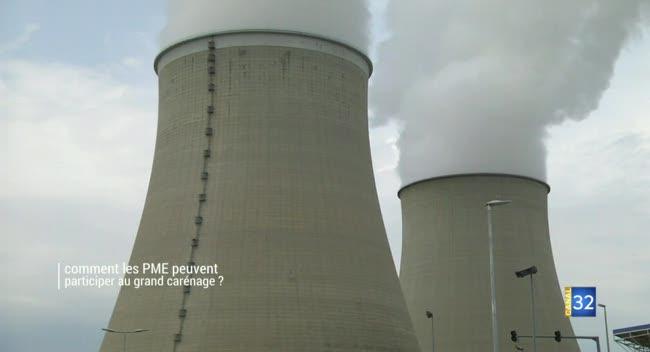 Canal 32 - La centrale nucléaire de Nogent/Seine : une opportunité d'affaires pour les PME auboises