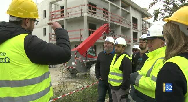 Canal 32 - La Chapelle Saint-Luc : dans les coulisses des métiers du bâtiment