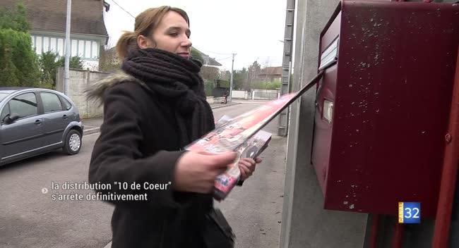 Canal 32 - 10 de Coeur stoppe la distribution des journaux municipaux