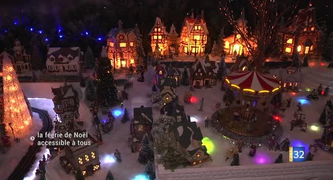 Canal 32 - Mussy-sur-Seine : la féérie de Noël accessible à tous