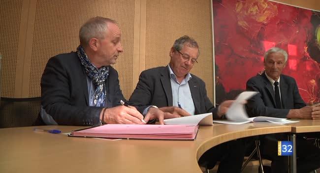 Canal 32 - La Fondation du patrimoine lance son club des mécènes de l'Aube