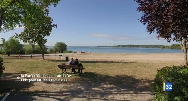 Canal 32 - La Forêt d'Orient et le Lac du Der unis pour séduire les touristes