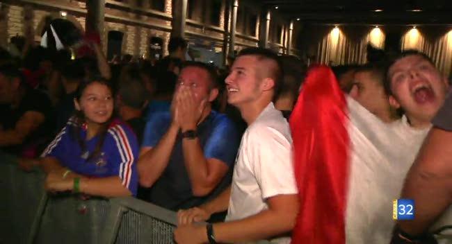 Canal 32 - La France en finale de Coupe du Monde : Troyes en fête