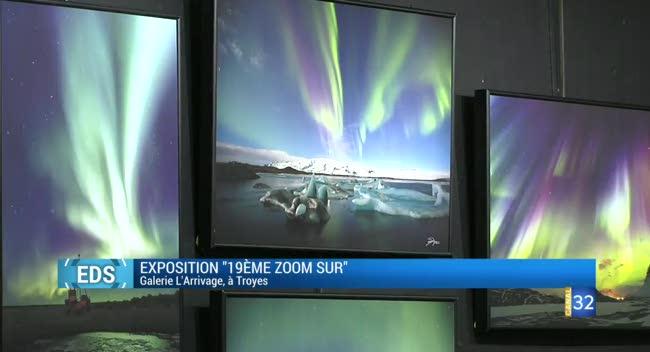 Canal 32 - La galerie de la semaine : le 19ème zoom sur à l'arrivage