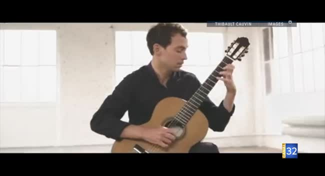Canal 32 - La guitare sous toutes ses formes à l'Espace Gérard-Philipe