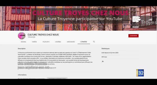 Canal 32 - La maison du Boulanger : une chaîne YouTube pour mettre en avant les artistes locaux
