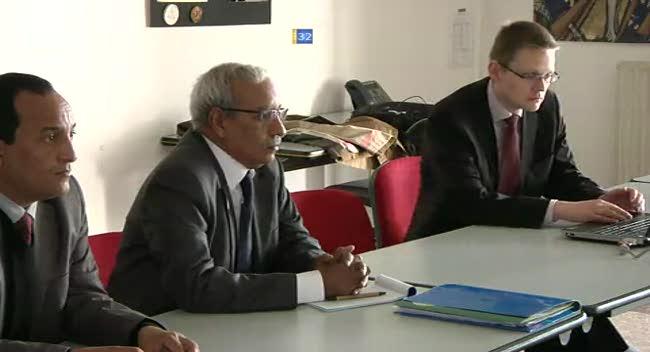 Canal 32 - La Mauritanie en visite aux archives départementales
