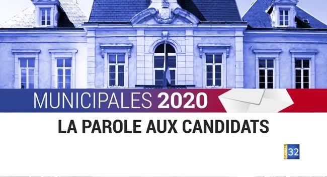 Canal 32 - La Parole aux candidats - Saint Germain