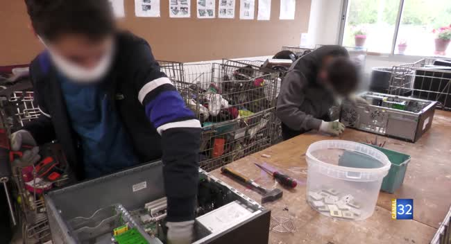 Canal 32 - La PJJ : accompagner des mineurs vers un nouveau départ après un délit