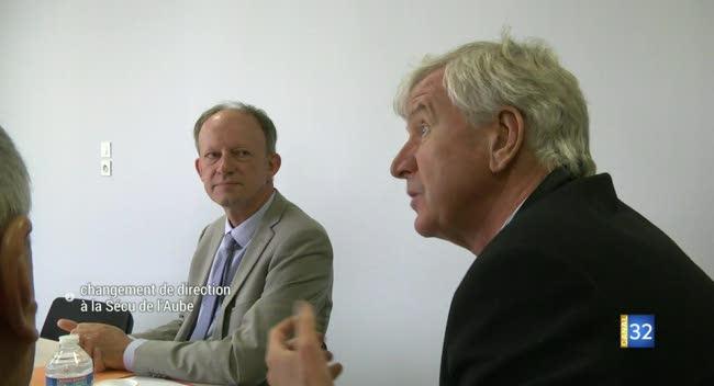 Canal 32 - Un nouveau directeur pour la Sécu dans l'Aube