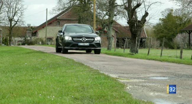 Canal 32 - La spéciale Auto 3ème partie - Spécial Essai Mercedes GLC